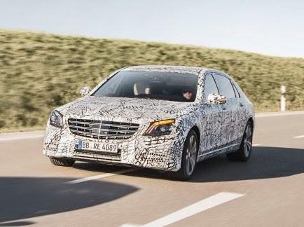 Sistema da Nvidia será implementado em todos os modelos da montadora alemã. (Fonte: Mercedes-Benz/Divulgação)