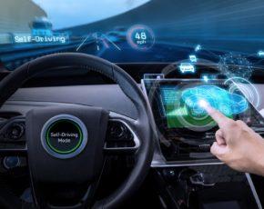 Simulação carro autônomo
