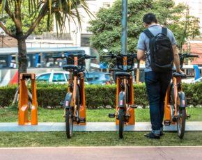 Bikes gratuitas para entrevistas de emprego
