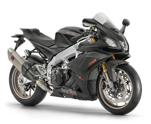 O modelo RSV4 da Aprilia representa as motos italianas entre as mais rápidas do mundo. (Fonte: Aprilia/Divulgação)